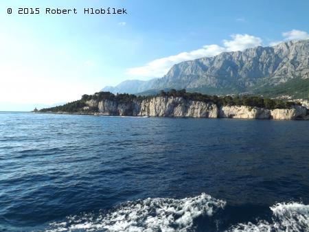 Chorvatsko - pohoří Biokovo