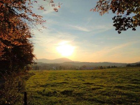 Louky v okolí Kunčic pod Ondřejníkem