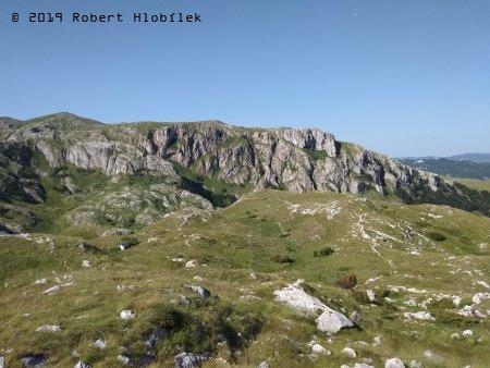 Černá Hora, n.p. Durmitor