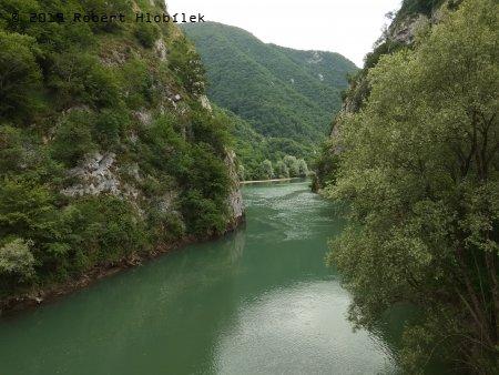Bosna, řeka Vrbas