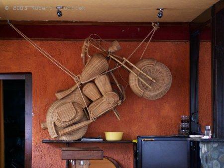 Motorkářský bar