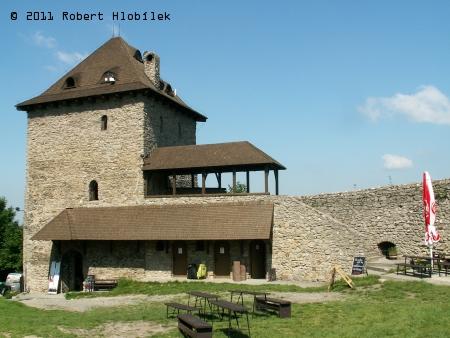 Hrad Starý Jičín - věž