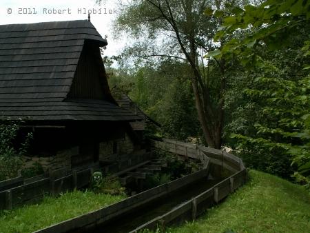 Skanzen Rožnov