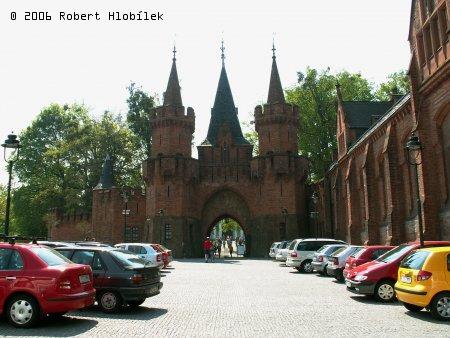 Červený zámek
