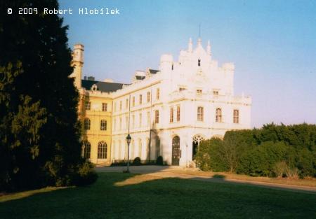 Lednický zámek