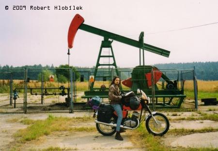 Naftový vrt