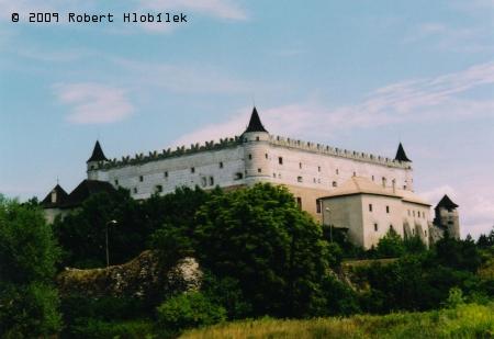 Zvolenský zámek
