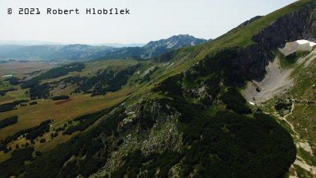 Pohoří Durmitor, Černá Hora