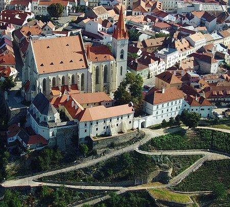 Kostel svatého Mikuláše Znojmo
