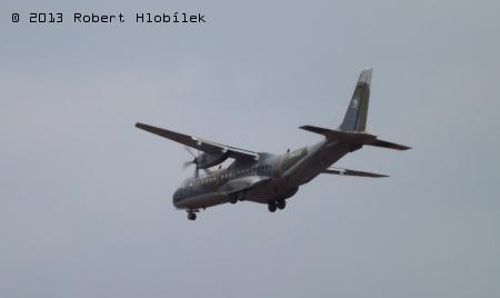 Vojenský letoun CASA C-295M