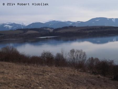 Vodní nádrž Bešeňová