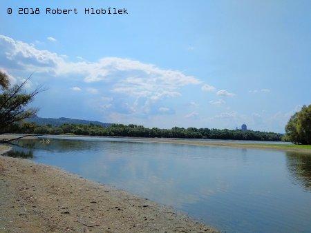 Soutok Hronu a Dunaje u Štúrova