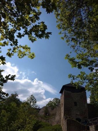 Zřícenina hradu Lukov
