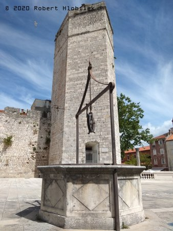 Kapetanova kula - kapitánova věž