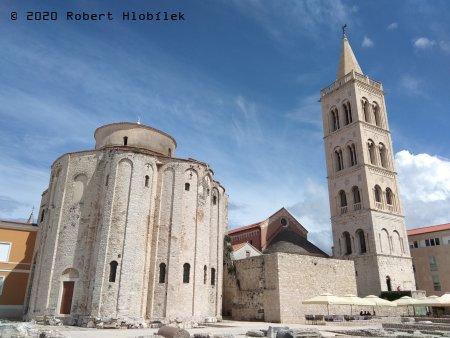 Předrománský kostel sv. Donáta