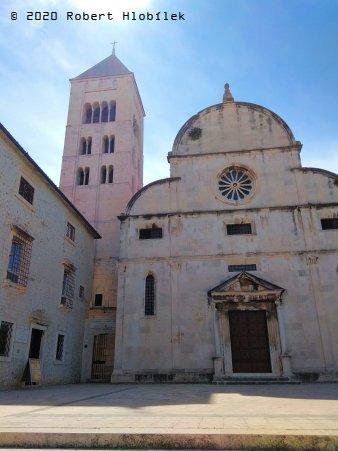 Benediktinské sestry Panny Marie v Zadaru