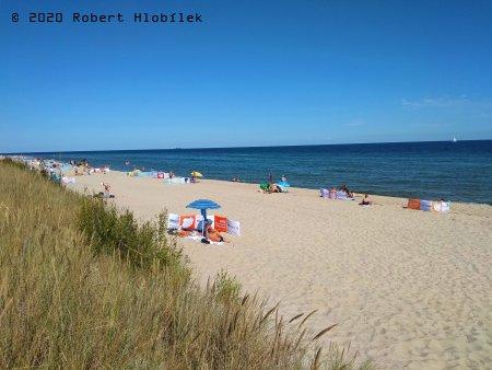Hel - pláž