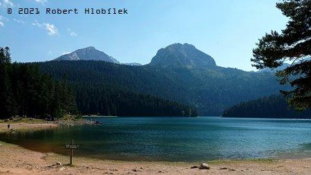 Černé jezero, N.P. Durmitor