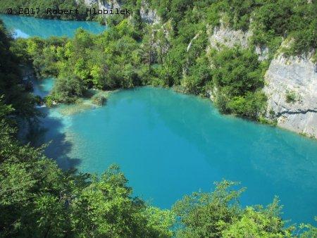 Národní park Plitvické jezera