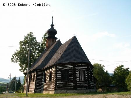 Kostel sv. Michaela Maršíkov