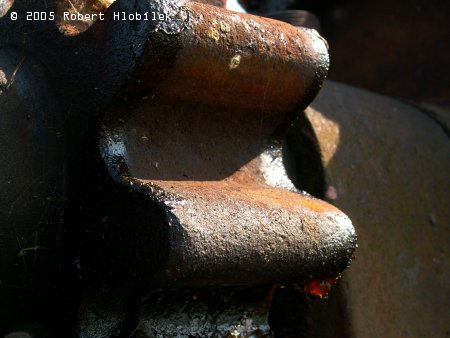 Ozubené kolo stavidla