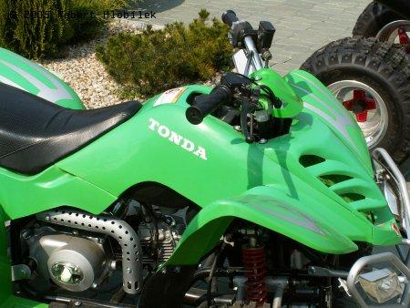 Tonda není Honda :-)