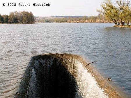 Vodní nádrž Pilská