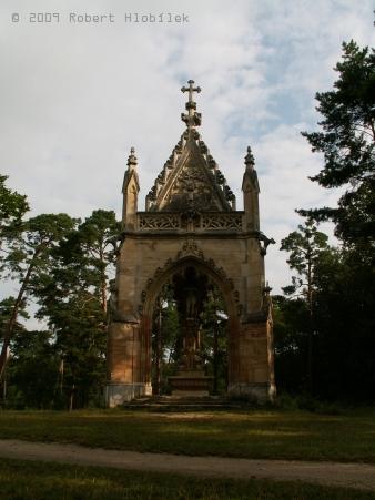 Kaple svatého Huberta