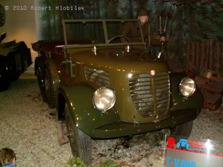 Vojenská Tatra T-V 80x
