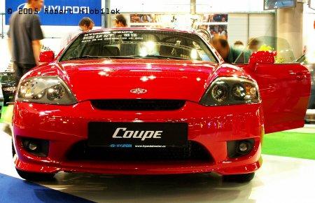 Nový Hyundai Coupe