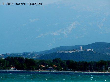 Pevnost Platamonas