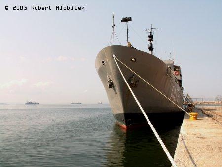 Soluňský přístav