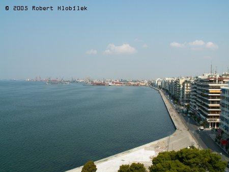 Pohled z Bílé věže