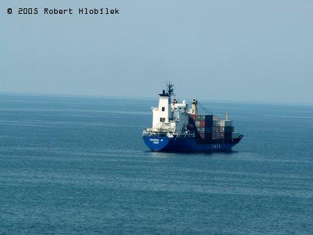 Nákladní tanker