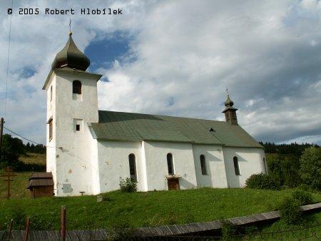 Kostel na Osturni