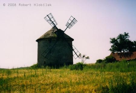 Větrný mlýn Přemyslovice