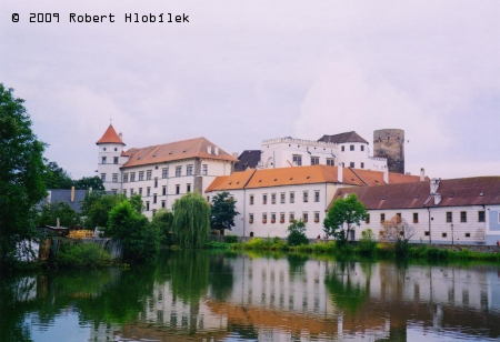 Státní hrad a zámek Jindřichův Hradec