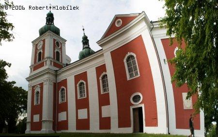 Kostel Cvilín