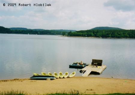 Vodní nádrž Orlík