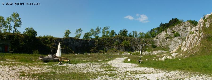 Panorama Arboretum Štramberk