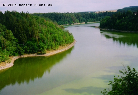 Soutok Otavy a Vltavy